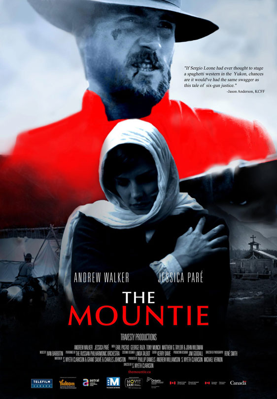 The Mountie Poster #1