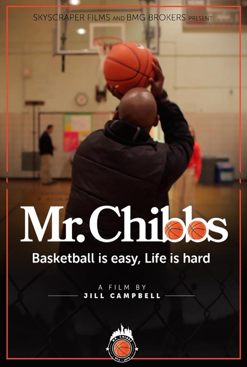 Mr. Chibbs Poster #1