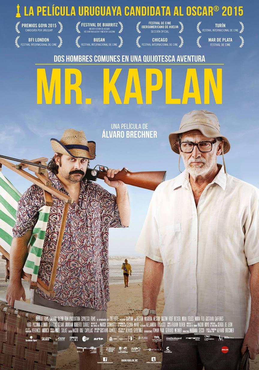 Mr. Kaplan Poster #1