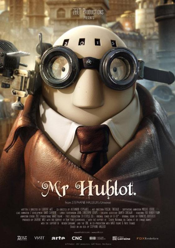 Mr Hublot Poster #1