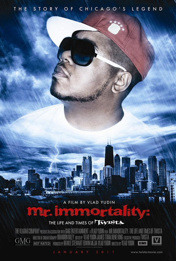 Mr. Immortality: The Life and Times of Twista Poster #1