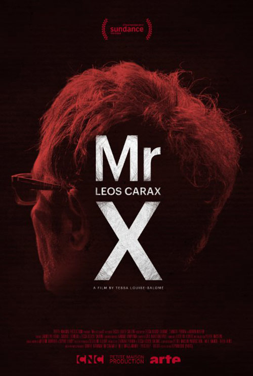 Mr. X Poster #1
