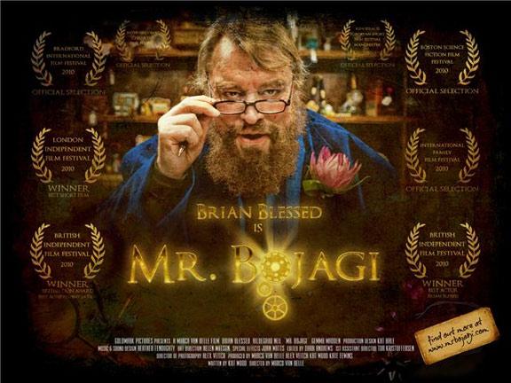 Mr. Bojagi Poster #1