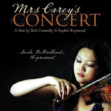 Mrs. Carey's Concert Poster #1