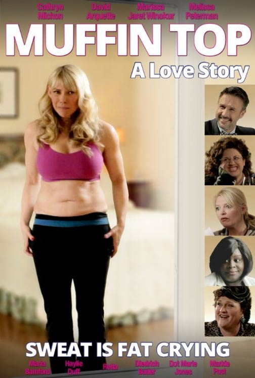 Muffin Top: A Love Story Poster #1