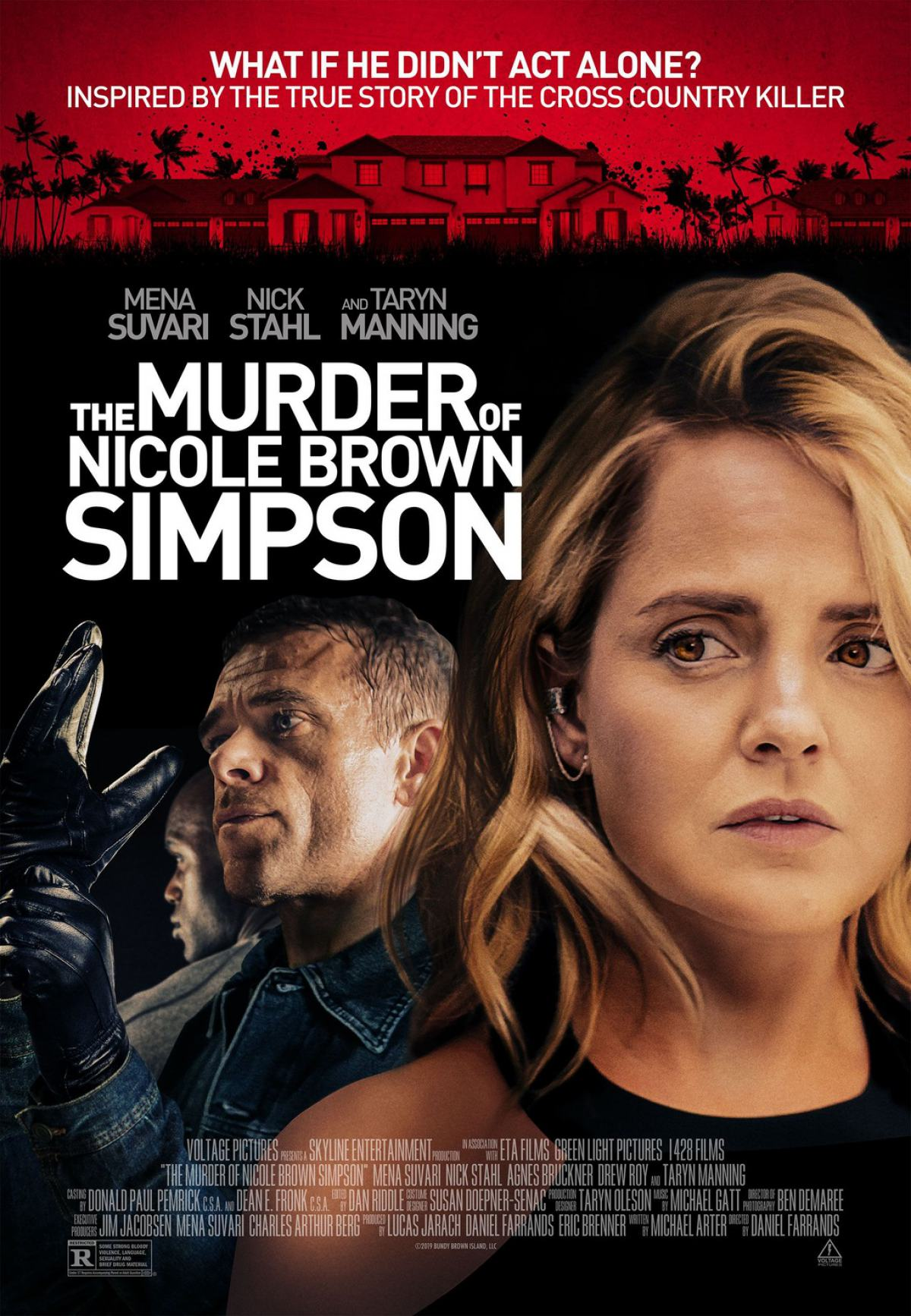 The Murder of Nicole Brown Simpson Poster #1