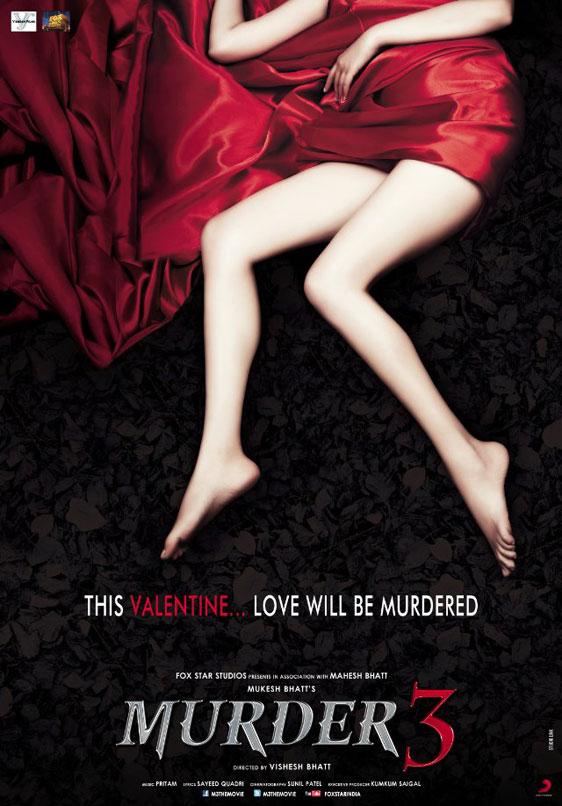 Murder 3 Poster #1