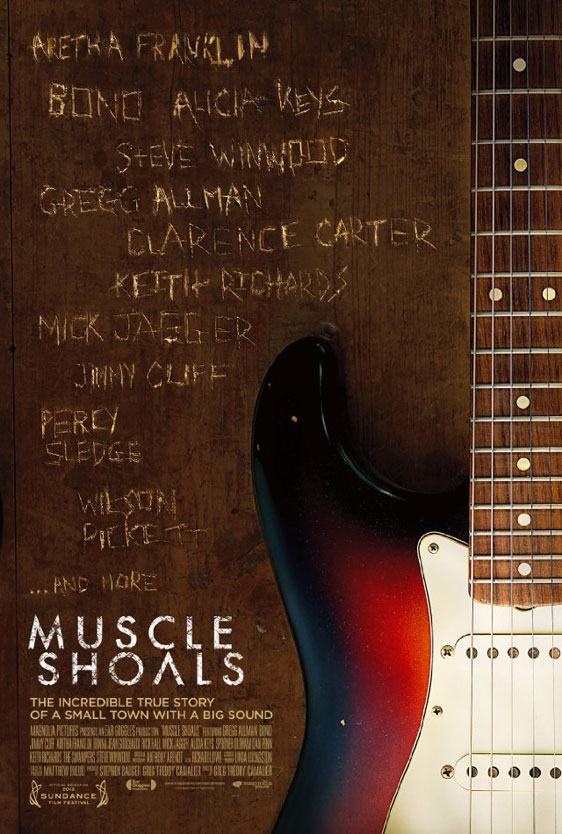 Muscle Shoals Poster #1
