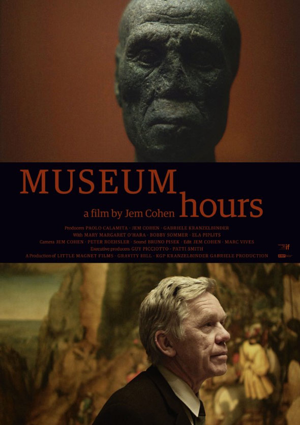 Museum Hours Poster #1