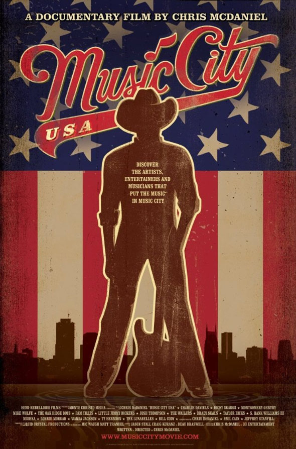 Music City USA Poster #1