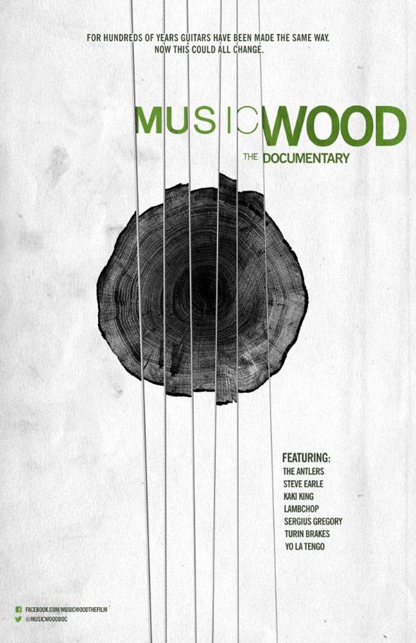 Musicwood Poster #1