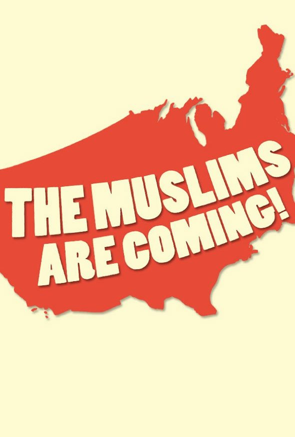 The Muslims Are Coming! Poster #1