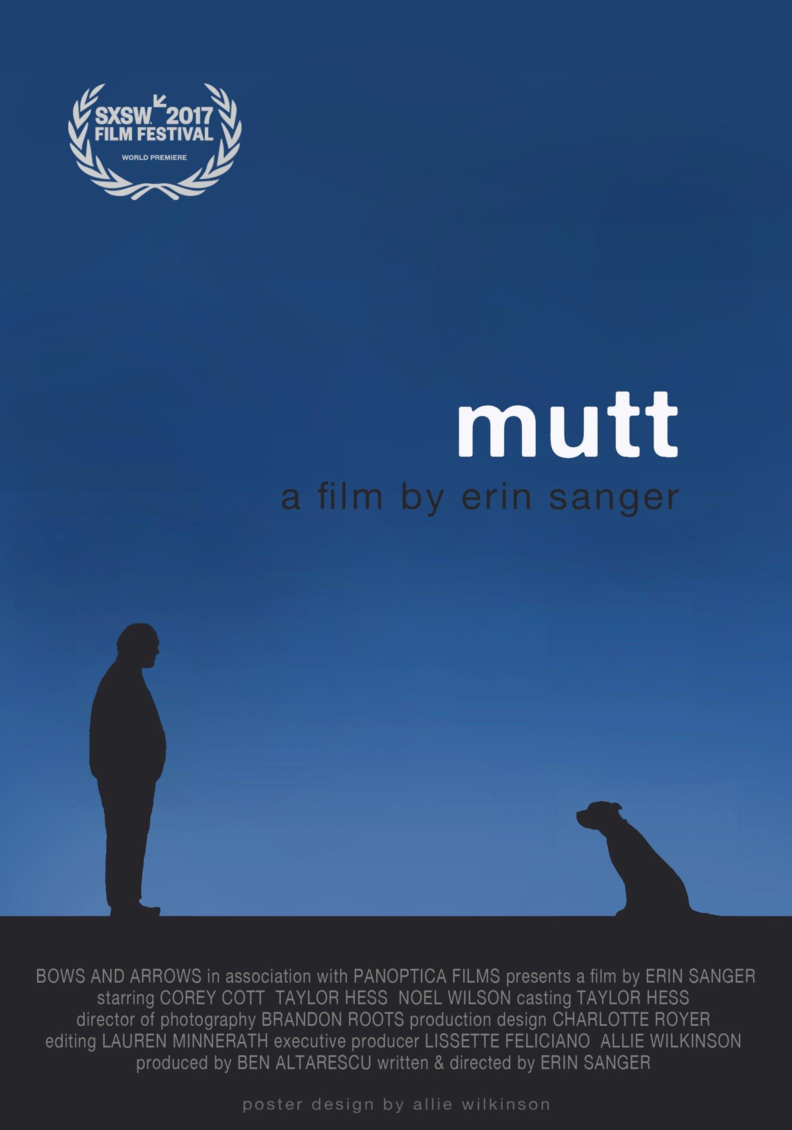 Mutt Poster #1