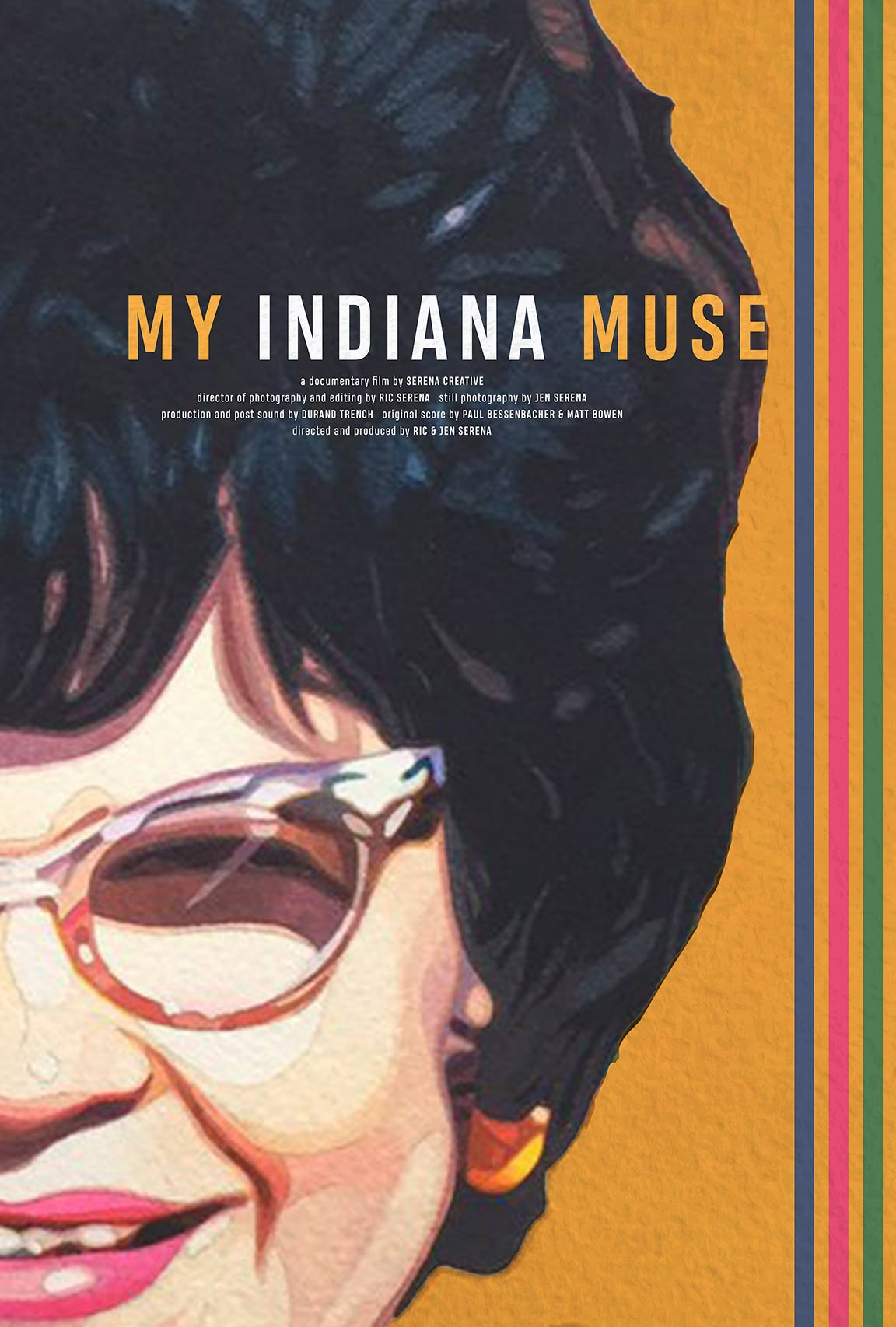 My Indiana Muse Poster #1