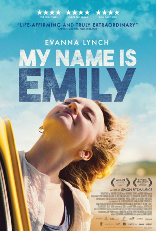 My Name Is Emily Poster #2