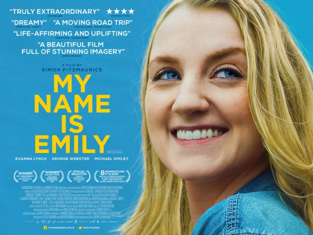 My Name Is Emily Poster #1