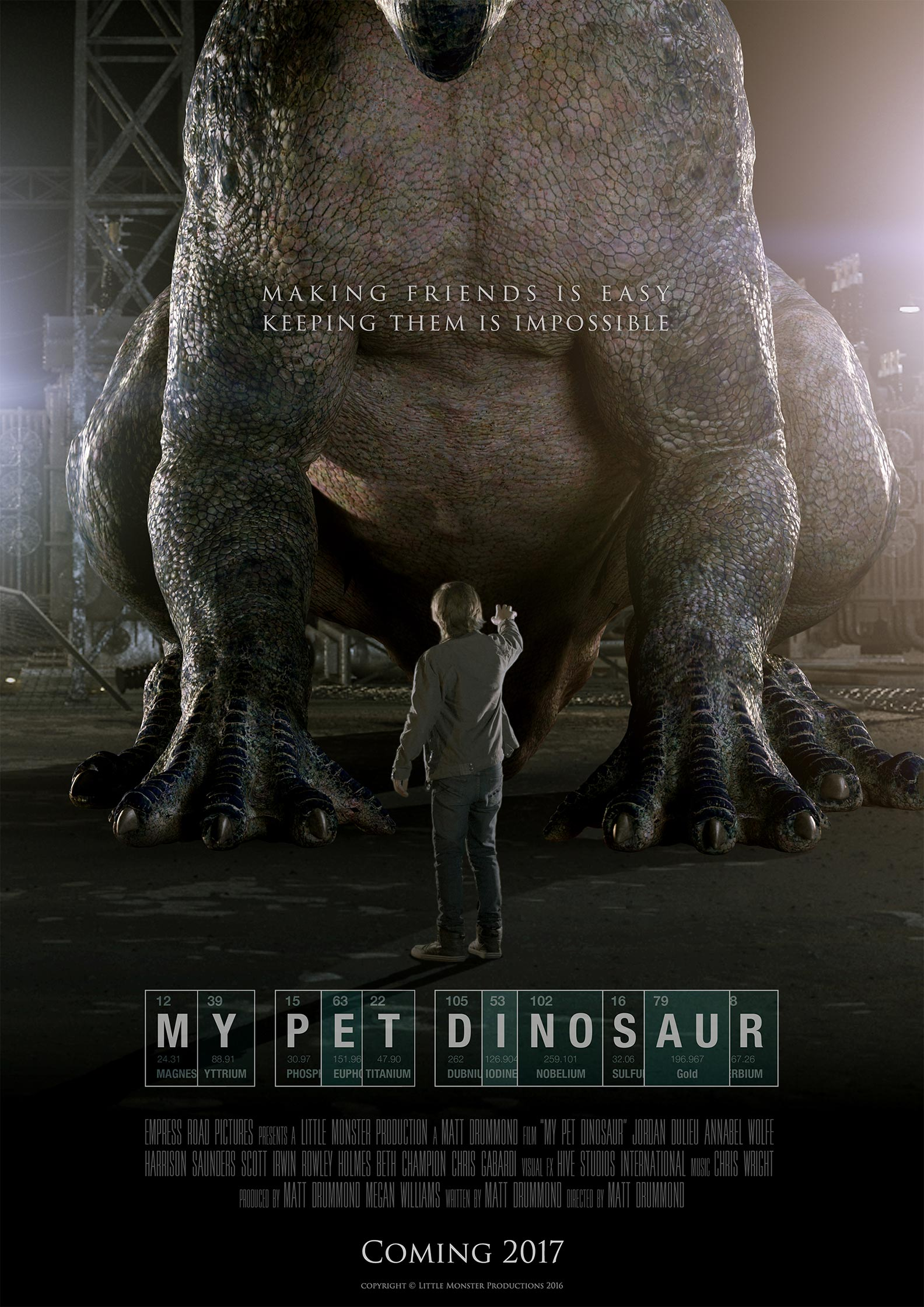 My Pet Dinosaur Poster #1