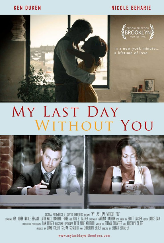 My Last Day Without You Poster #1
