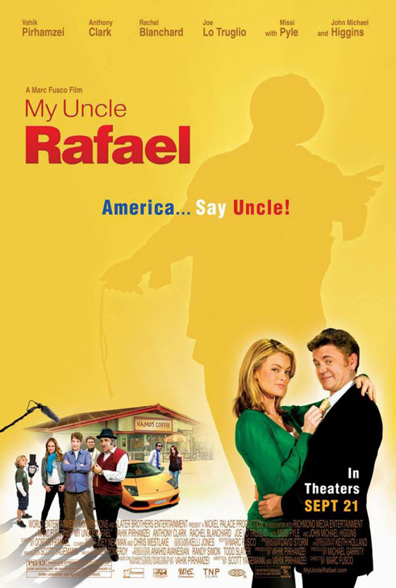 My Uncle Rafael Poster #1