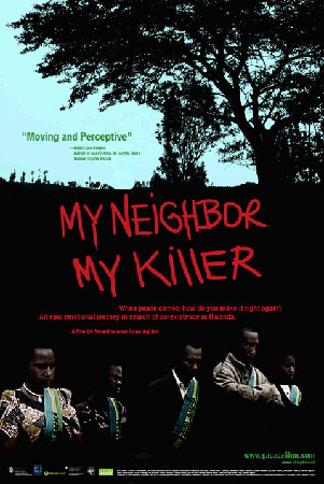 My Neighbor, My Killer Poster #1