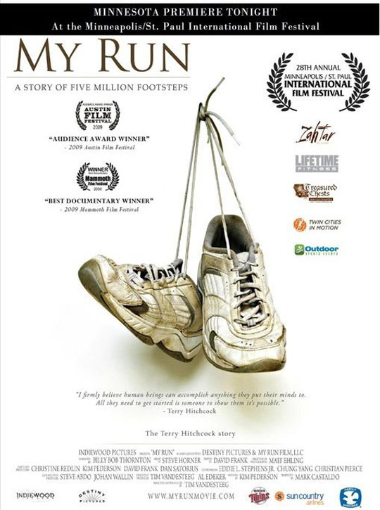 My Run Poster #1