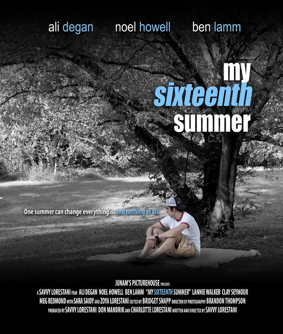 My Sixteenth Summer Poster #1