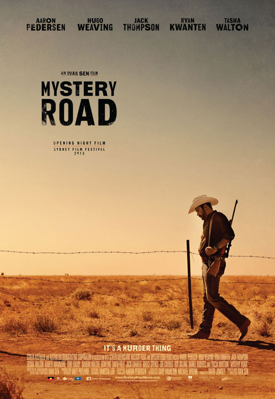 Mystery Road Poster #1