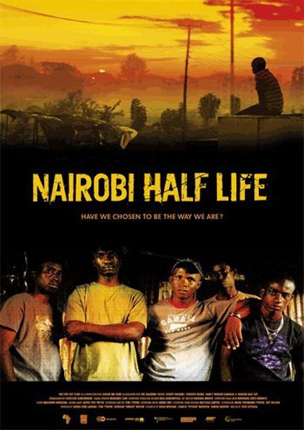 Nairobi Half Life Poster #1