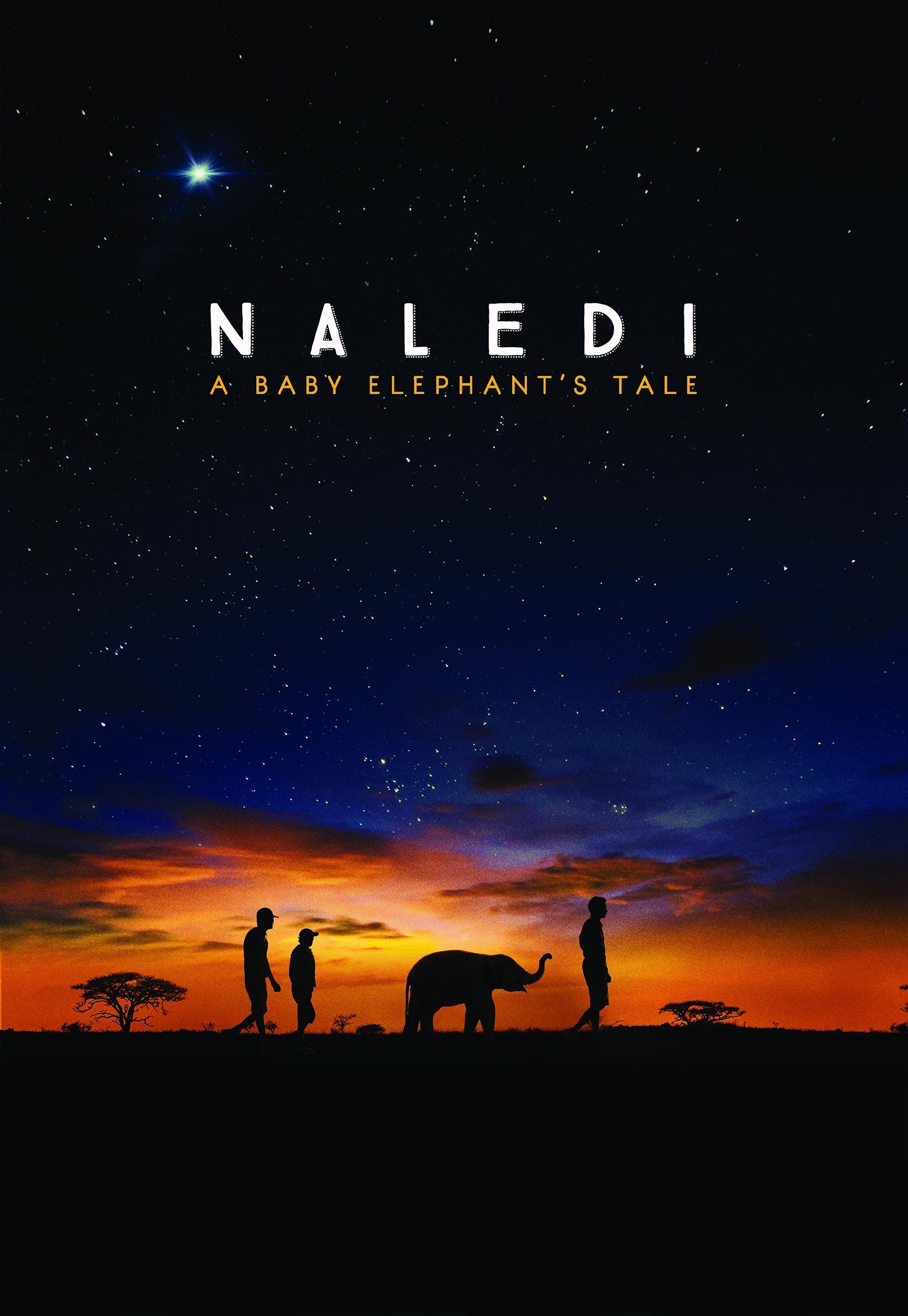 Naledi: A Baby Elephant's Tale Poster #1