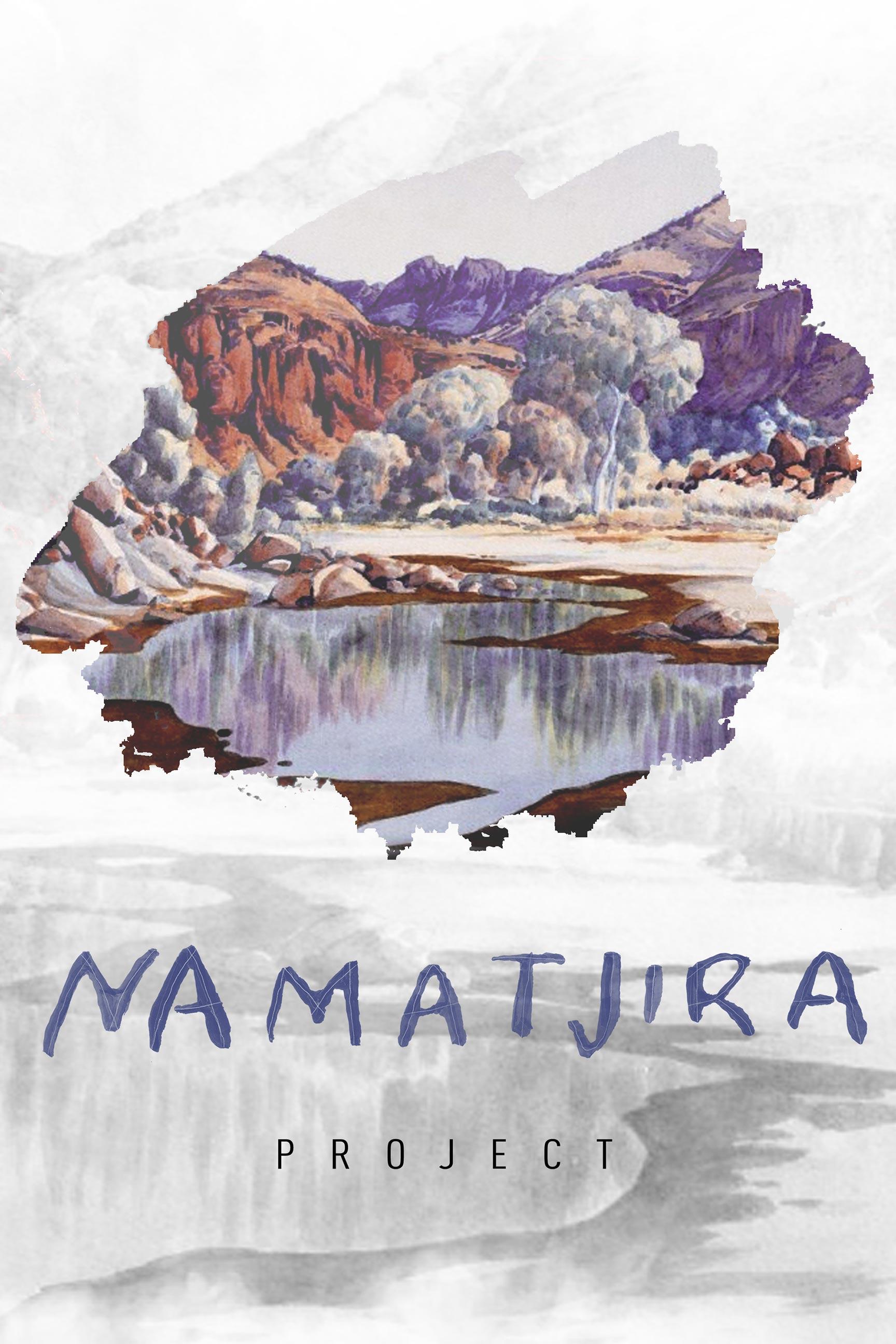 Namatjira Project Poster #1