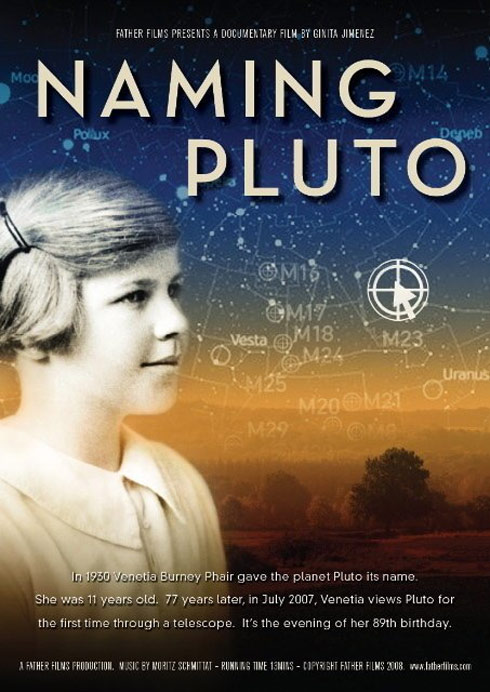 Naming Pluto Poster #1