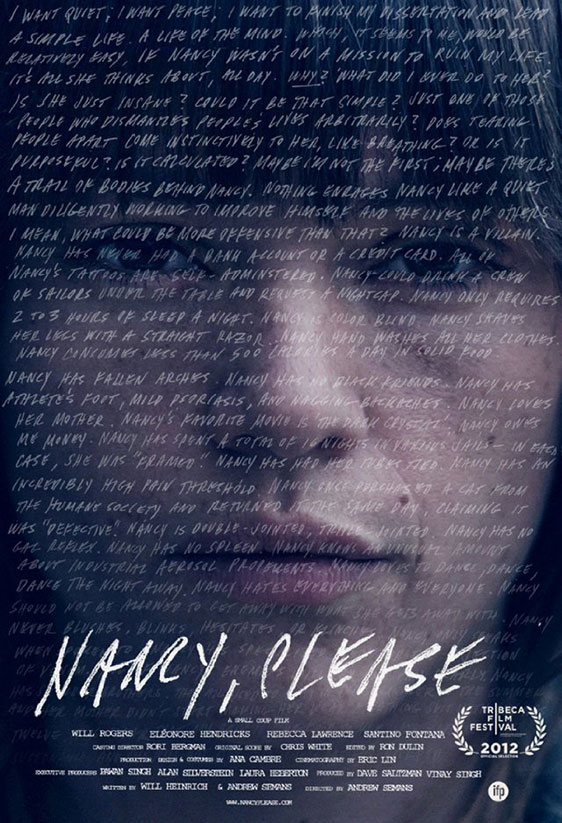 Nancy, Please Poster #1