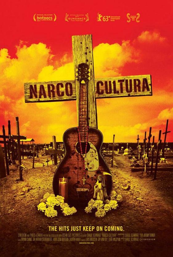 Narco Cultura Poster #1