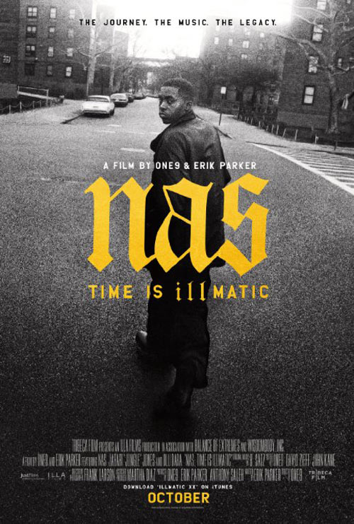 Nas: Time Is Illmatic Poster #1
