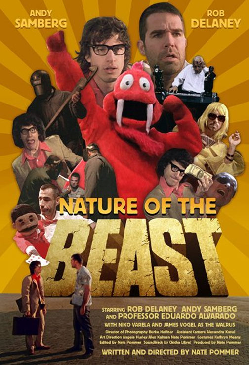 Nature of the Beast Poster #1