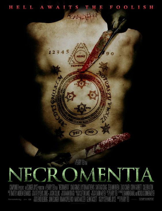 Necromentia Poster #1
