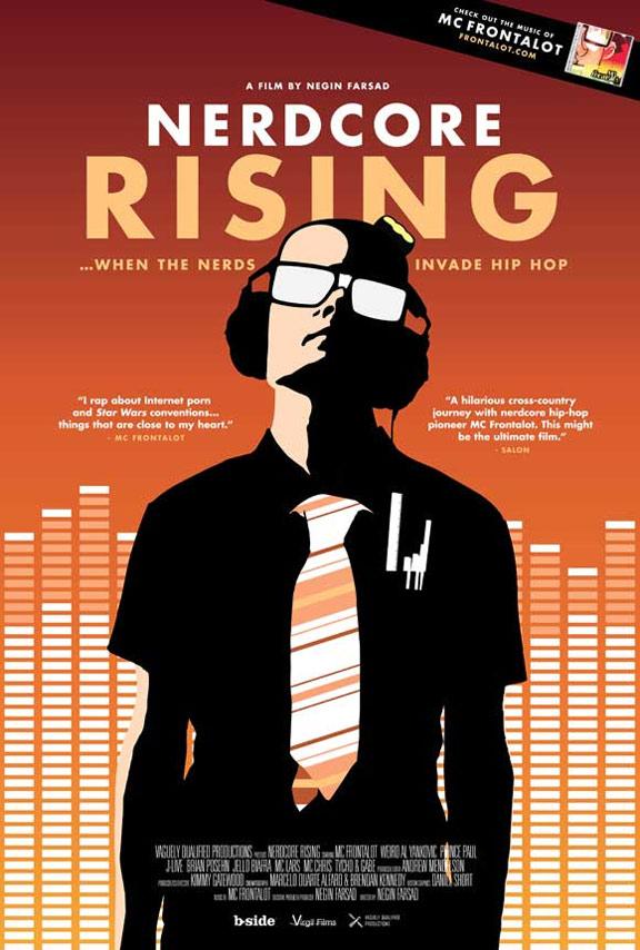 Nerdcore Rising Poster #1