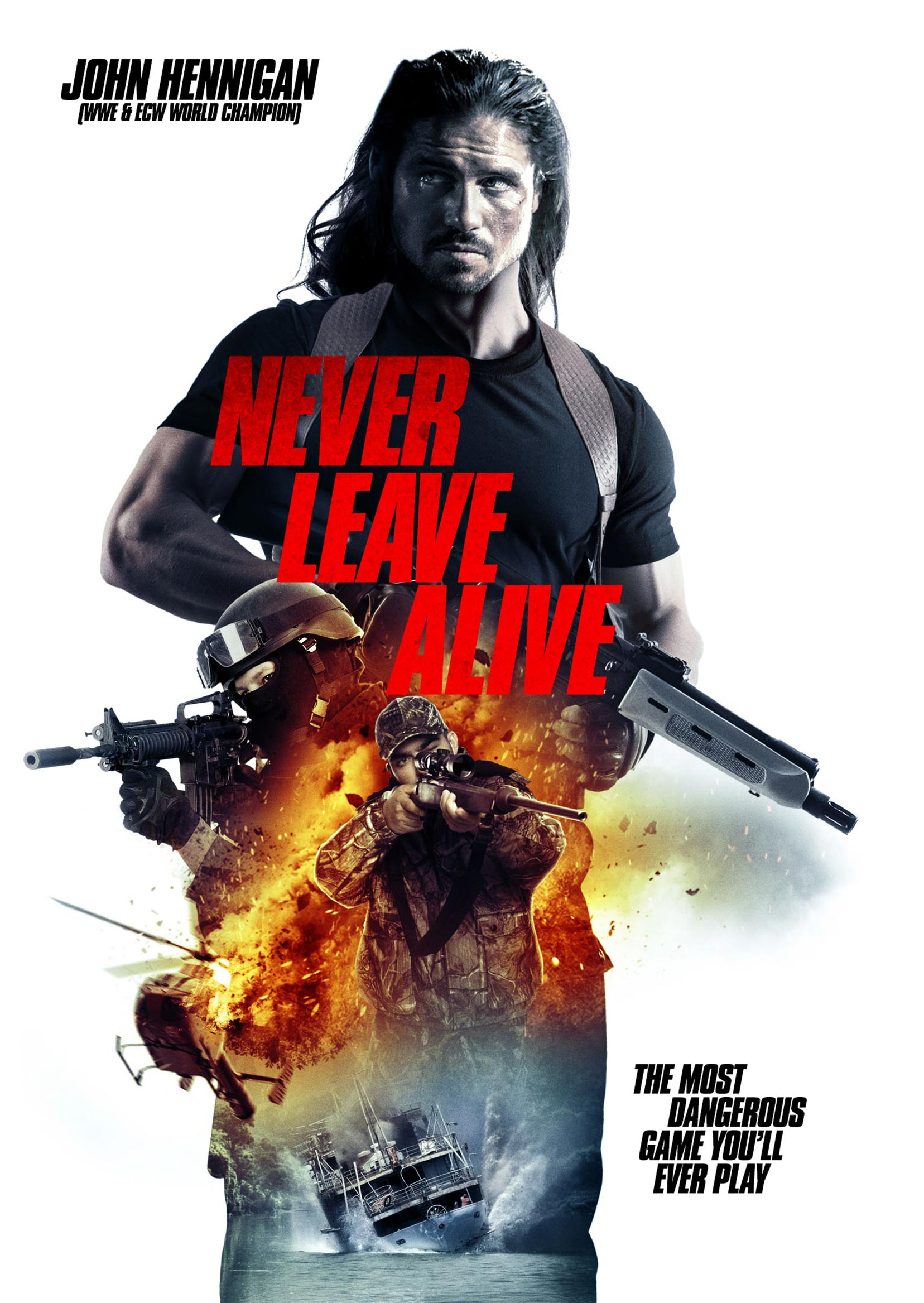 Never Leave Alive Poster #1