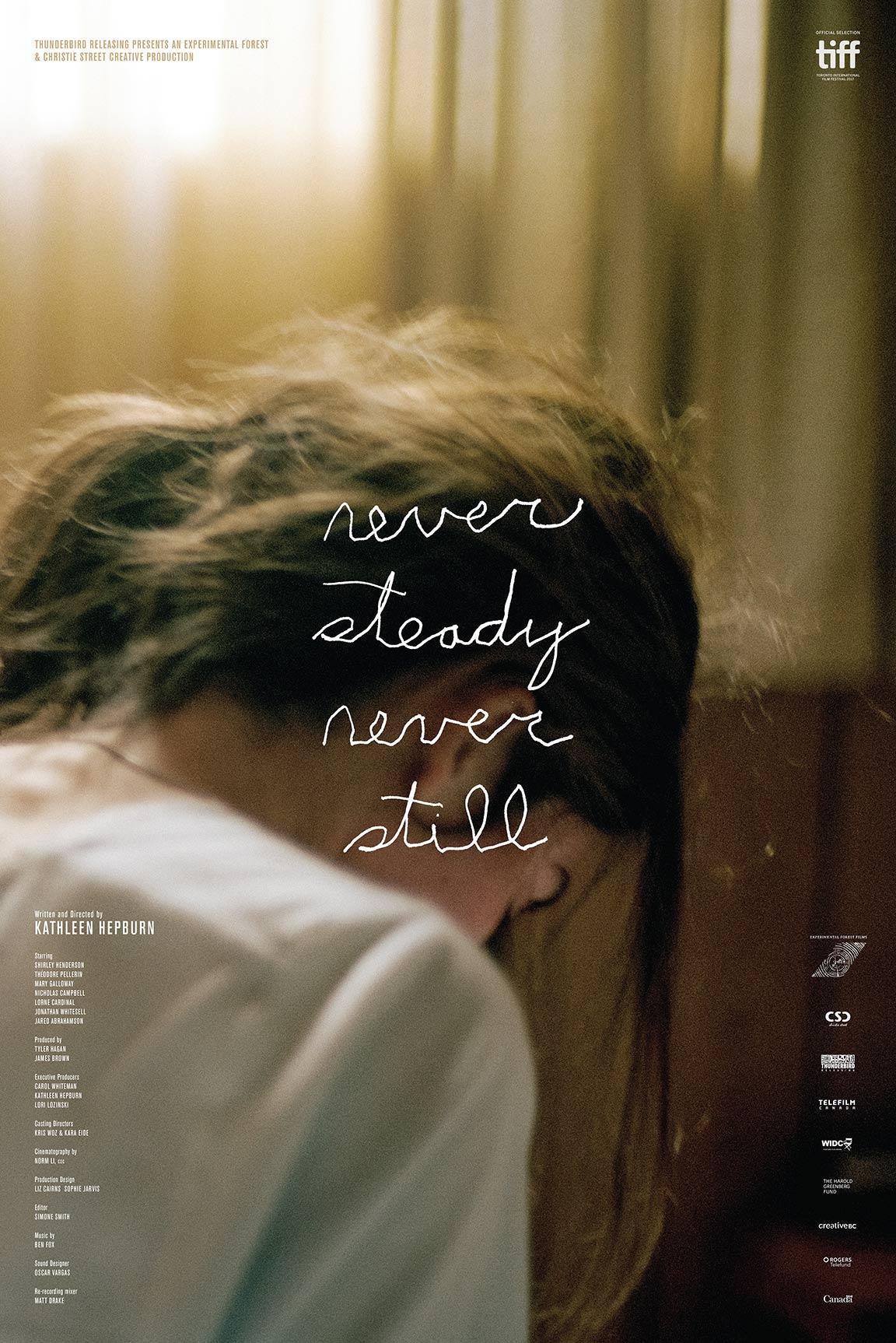Never Steady, Never Still Poster #1