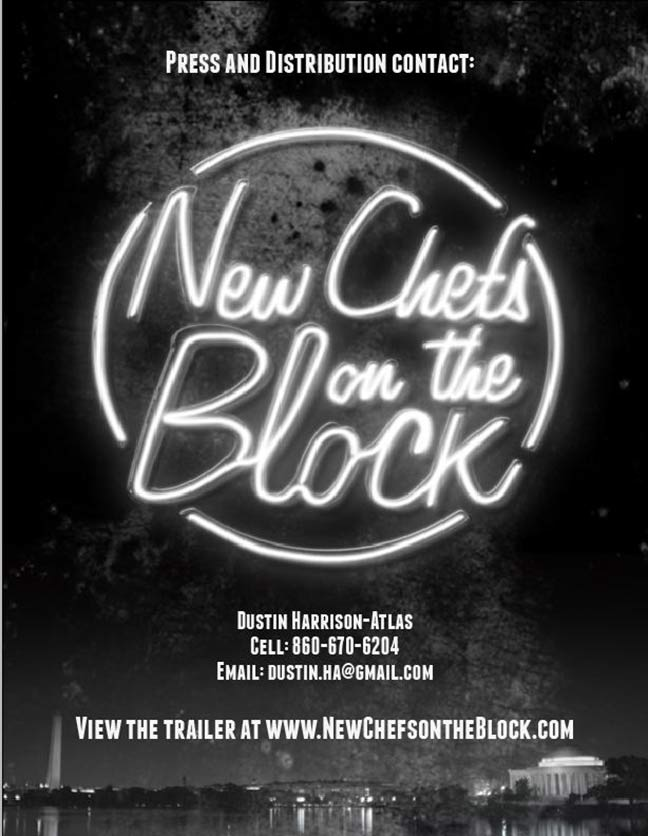 New Chefs on the Block Poster #1