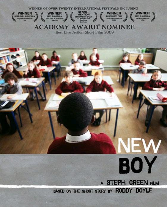 New Boy Poster #1