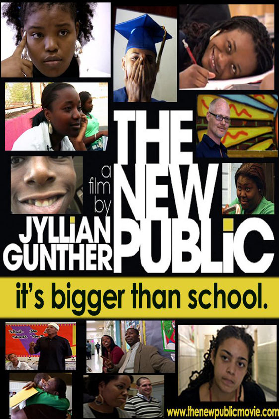 The New Public Poster #1