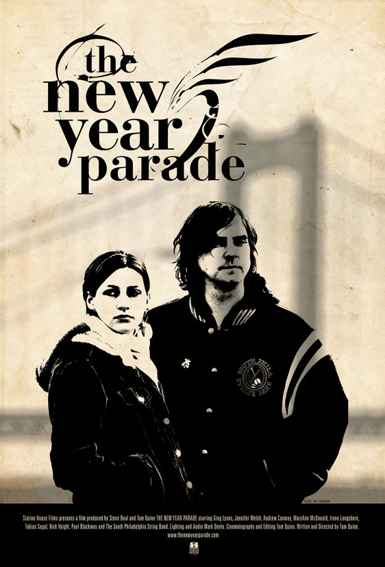 The New Year Parade Poster #1