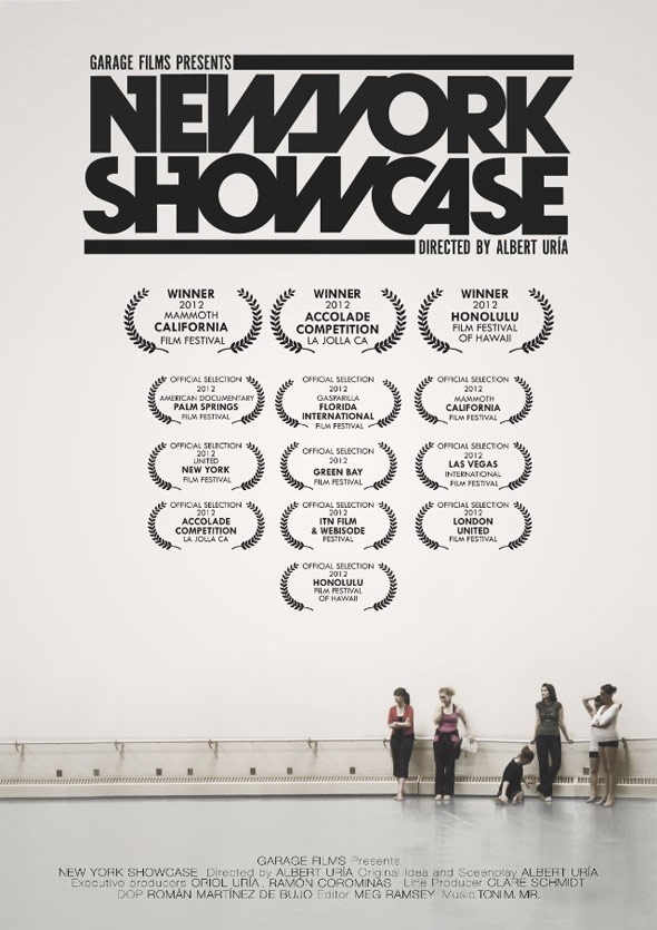New York Showcase Poster #1