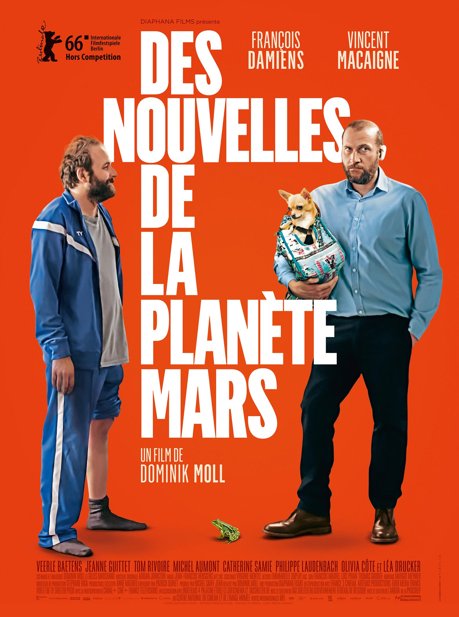 News from Planet Mars Poster #1