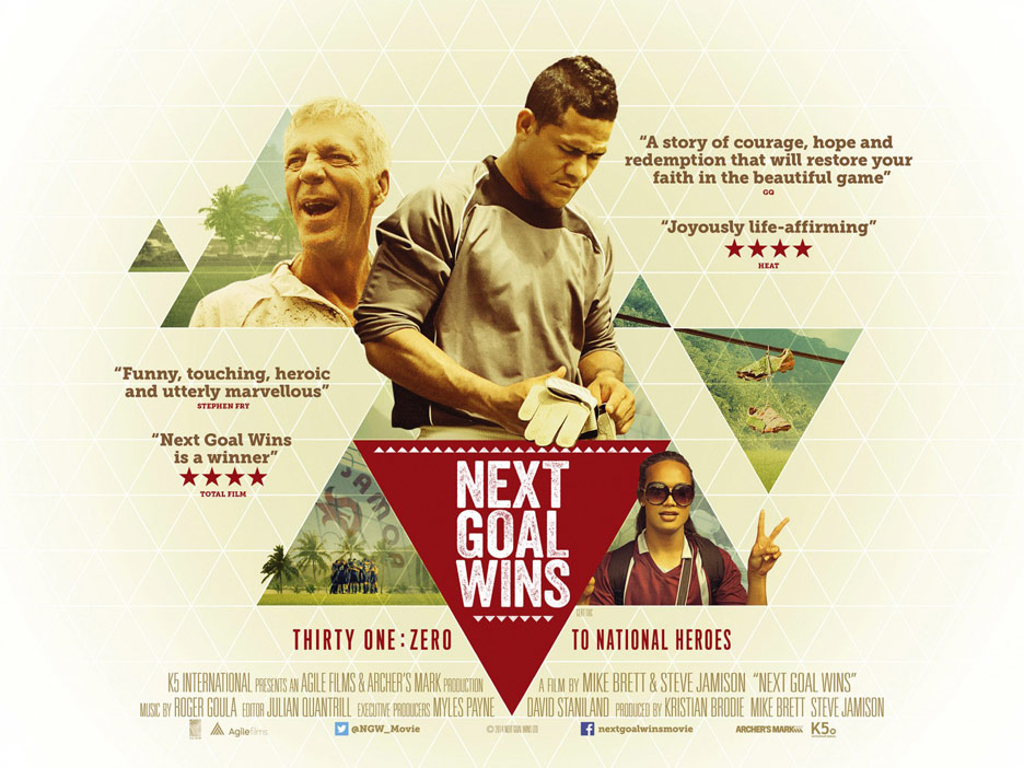 Next Goal Wins Poster #1