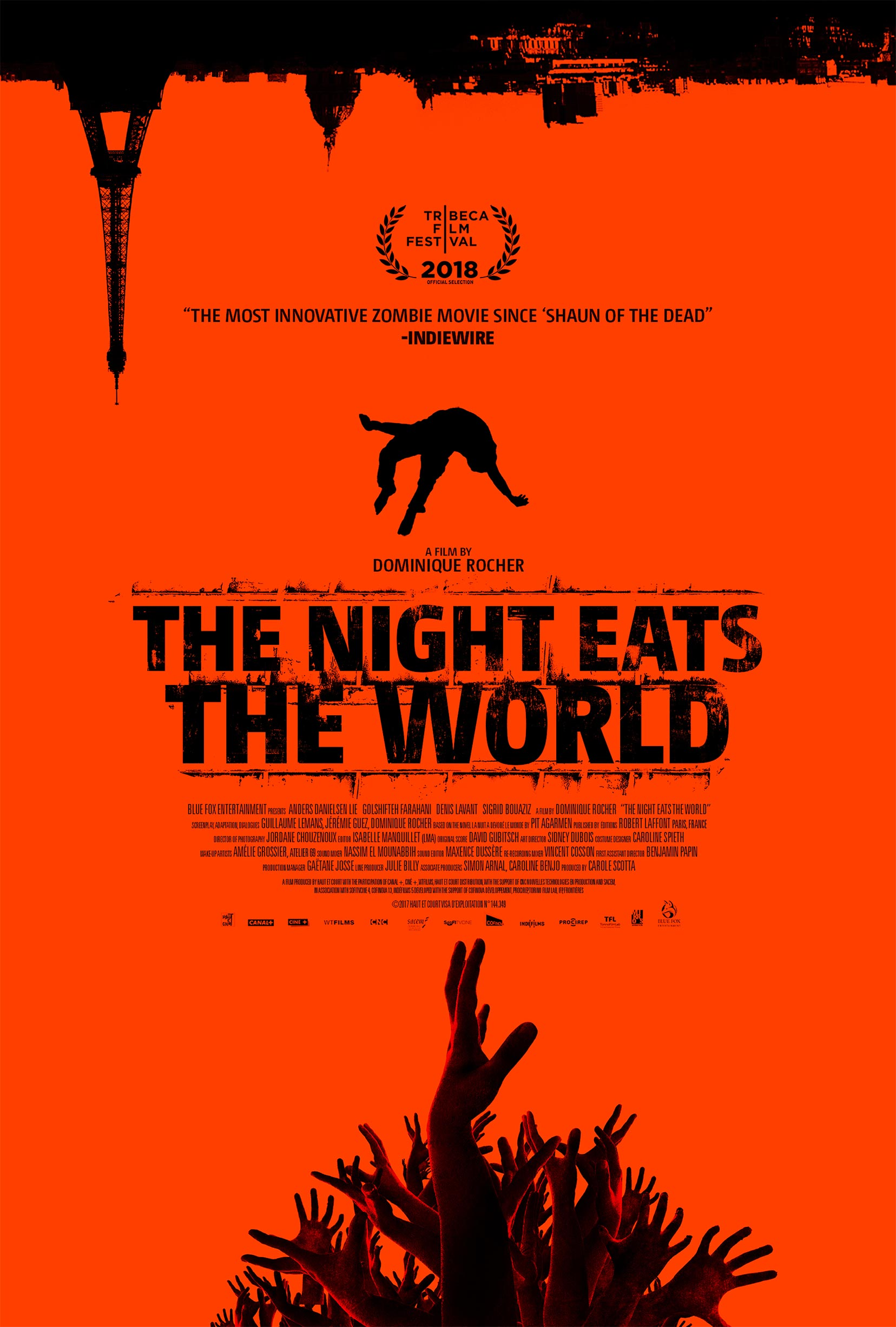The Night Eats the World Poster #1