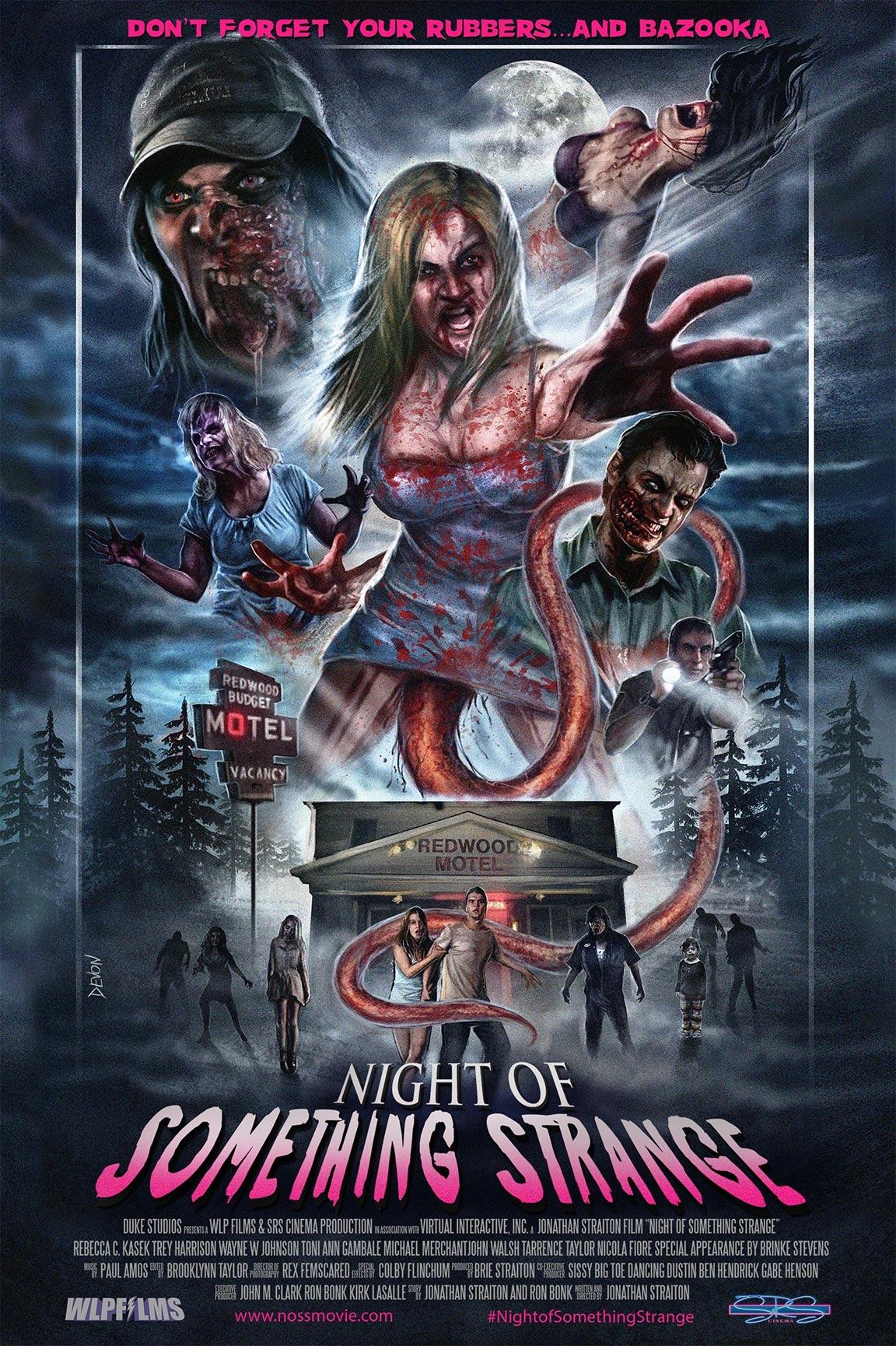 Night of Something Strange Poster #1