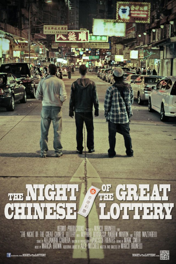 The Night of the Great Chinese Lottery Poster #1