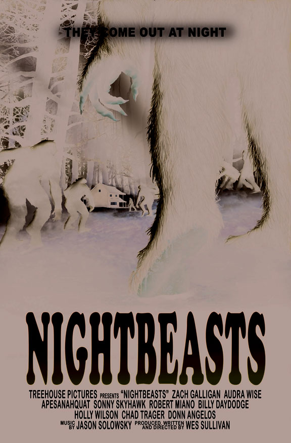 Nightbeasts Poster #1